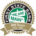 FSB Centennial Logo Graphic