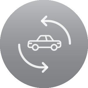 Auto Loan Refinance Icon